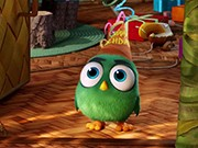 puzzle online Angry Birds ptaszyna