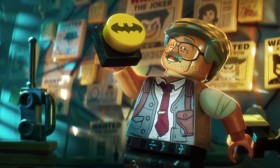 puzzle online Lego Batman Gordon