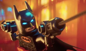Puzzle Lego Batman Batlina