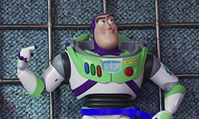 Toy Story 4 Buzz Astral