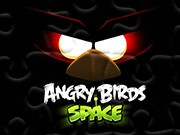gry puzzle Angry Birds Space