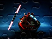 puzzle online Angry Birds Darth Maul