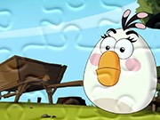 puzzle online Angry Birds Matylda