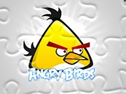 puzzle online Angry Birds Chuck