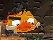 puzzle Angry Birds Ham Solo