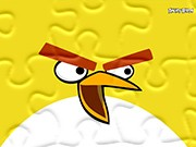 puzzle online Angry Birds Chuck Zagraj