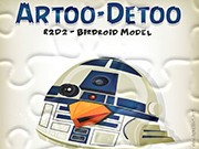 puzzle Angry Birds R2D2