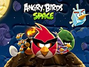puzzle Angry Birds Space
