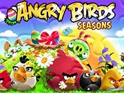 puzzle online Angry Birds Season
