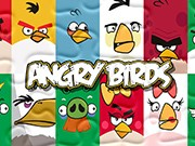 puzzle online Angry Birds