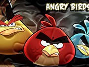 puzzle Work Art Angry Birds