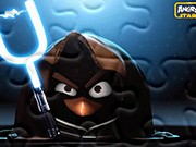 puzzle Angry Birds Star Wars bomba