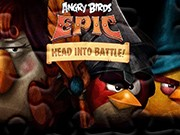 puzzle online Angry Birds Epic