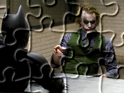 Gry puzzle - Batman i Joker