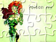 Gry puzzle - Poison Ivy