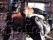 Gry puzzle - Halle Berry i Catwoman