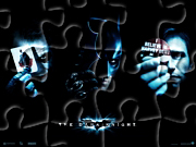 Gry puzzle - Batman, Face i Joker
