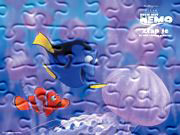 Marlin i Dory puzzle online