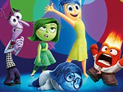 puzzle online Inside out Emocje