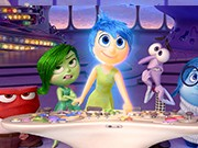 Puzzle Inside Out Emocje konsola