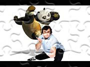gry online puzzle Kung Fu Panda