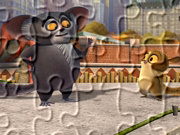 Puzzle online - Maurice i Mort
