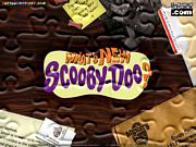 listy do Scooby doo gry puzzle