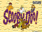 Cartoon Network Puzzle Scooby Doo
