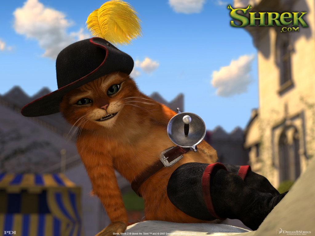 Puzzle Dla Dzieci Shrek Ogr Zaprasza Na Puzzle Online Nr 268