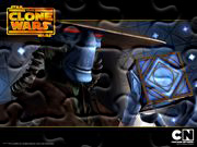 Gry puzzle - Cad Bane