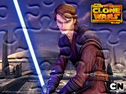 Gry puzzle - Anakin Skywalker