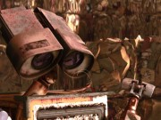 puzzle online Wall-e i Karaluch Hal