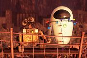 puzzle online Wall-e Eve